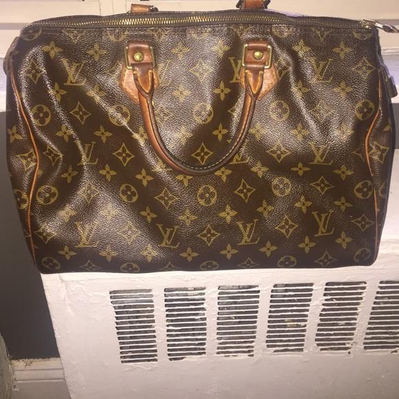Louis Vuitton Laukku Tori : Off louis vuitton handbags speedy medium from tori s