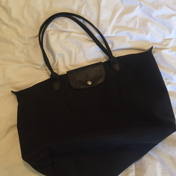 74% off Longchamp Handbags - SALE Longchamp LePliage Black Neo Bag ...