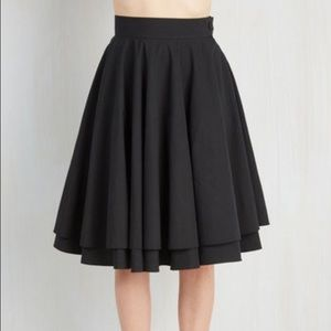 ModCloth Dresses & Skirts - SALE 🎉 ModCloth Essential Elegance Skirt