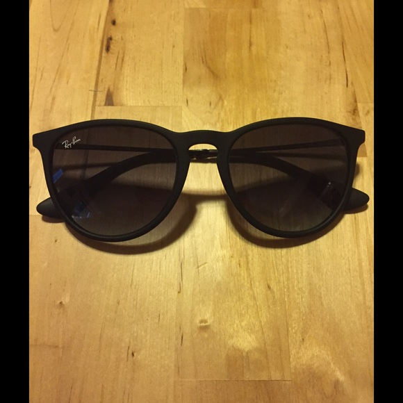 8f01d7f2919 Shop Ray Ban Erika Sunglasses Black Michael