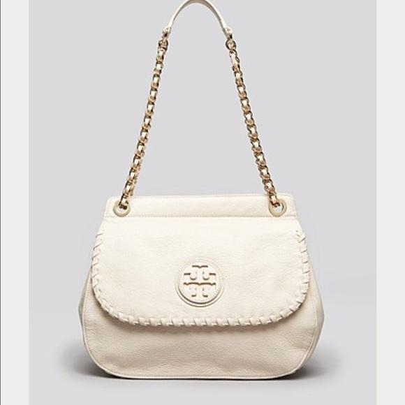 33% off Tory Burch Handbags - Tory Burch Marion Saddle bag from ... : tory burch marion quilted saddle bag - Adamdwight.com