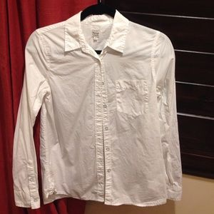 Madewell Button Up Blouse