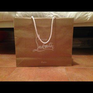 louboutin shopping