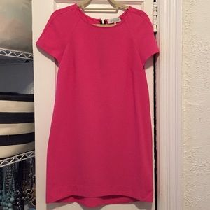 Dresses & Skirts - Pink shift dress