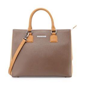 Charles Jourdan Handbags - 🎉SALE🎉Charles Jourdan Paris Leather Satchel Bag