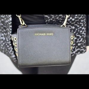 MICHAEL Michael Kors Handbags - Michael Kors Grommet Mini Selma