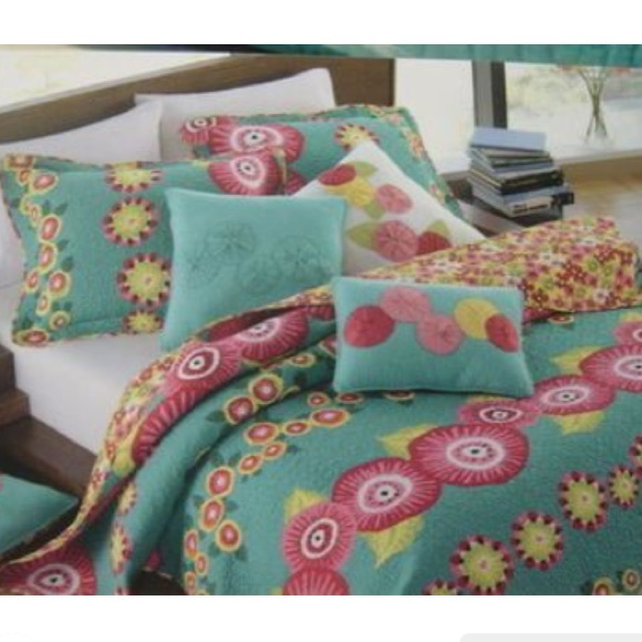 Free People Bedding Cynthia Rowley Tropical Floral
