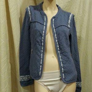 stoosh Jackets & Blazers - Stoosh front zip jacket size M