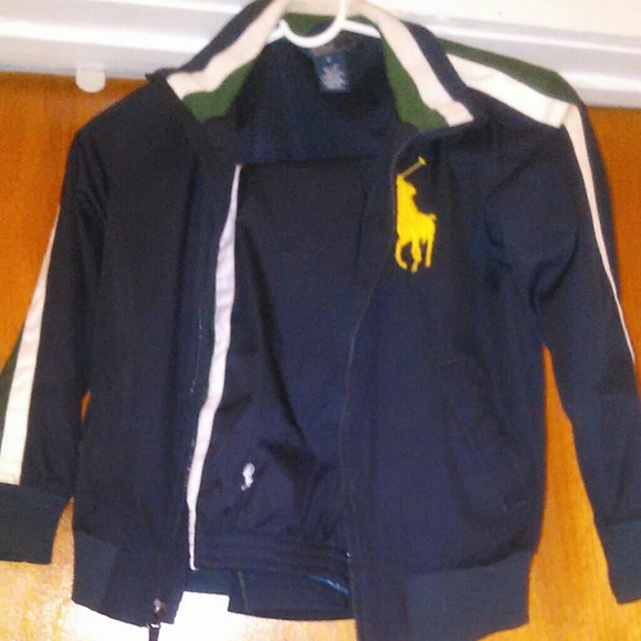 olive green polo jacket ralph lauren swim 2016