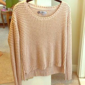 Jennifer Lopez Pink Sweater