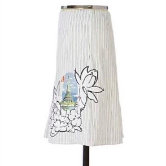 Off anthropologie dresses skirts karen nicol
