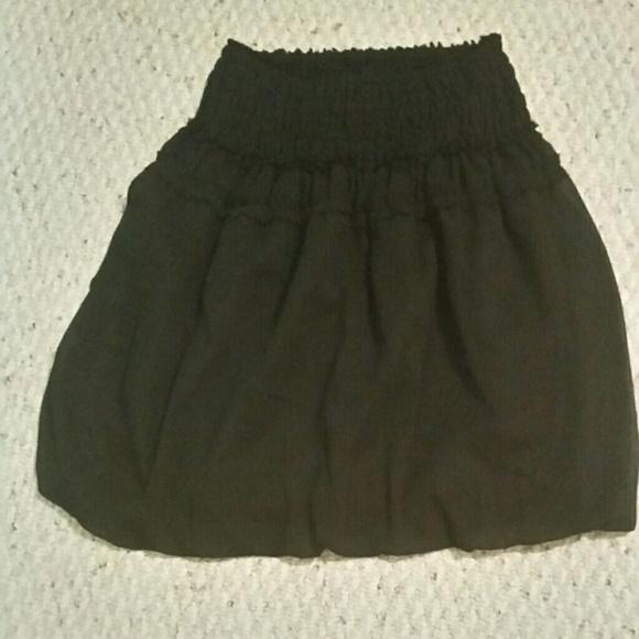 Mossimo Supply Co. Dresses & Skirts - ✳ Mossimo Black Chiffon Skirt ✳