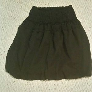 Mossimo Supply Co. Skirts - ✳ Mossimo Black Chiffon Skirt ✳