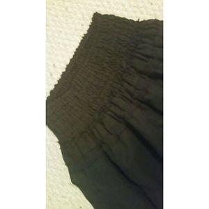 Mossimo Supply Co. Skirts - ✳ Mossimo Black Chiffon Skirt ✳
