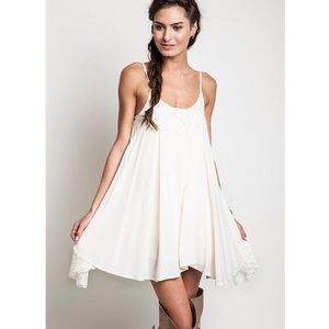 Bare Anthology Dresses & Skirts - SALE 🎉THE SLIP Lace Accented Dress / S