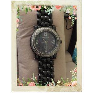 Akribos xxiv  Jewelry - Akribos XXIV ceramic watch with diamonds