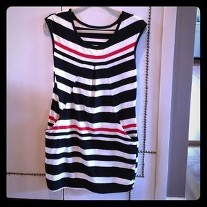 Dresses & Skirts - Size small stripped dress