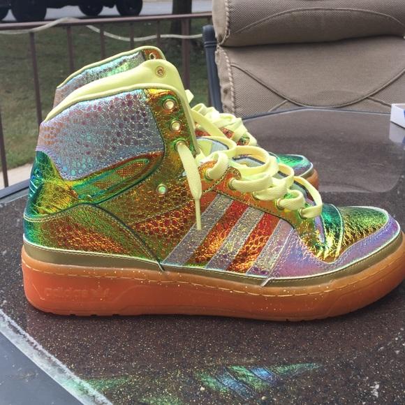 81e65f835b5014 Jeremy Scott Shoes - Jeremy Scott Adidas Foil Wings