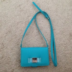 Lulu long strap purse