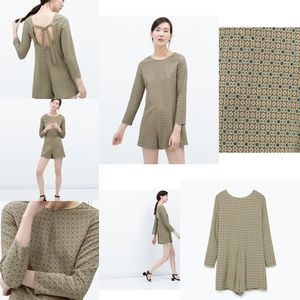 Zara Jumper Size Small MAKE ME AN OFFER(NWT)New