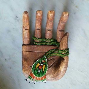 Jewelry - Vintage Tribal Necklace