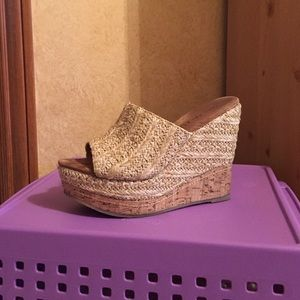 Fun platform wedges