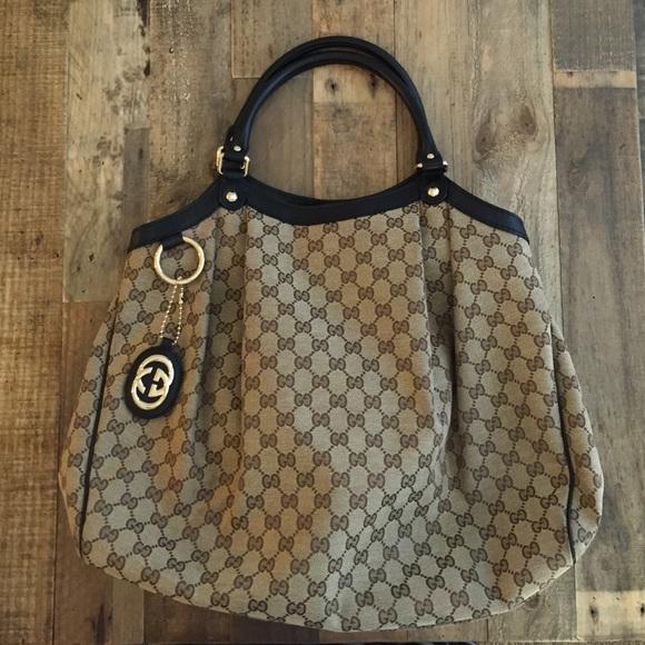 1f46988ac0fb65 Gucci Bags | Large Sukey Bag | Poshmark