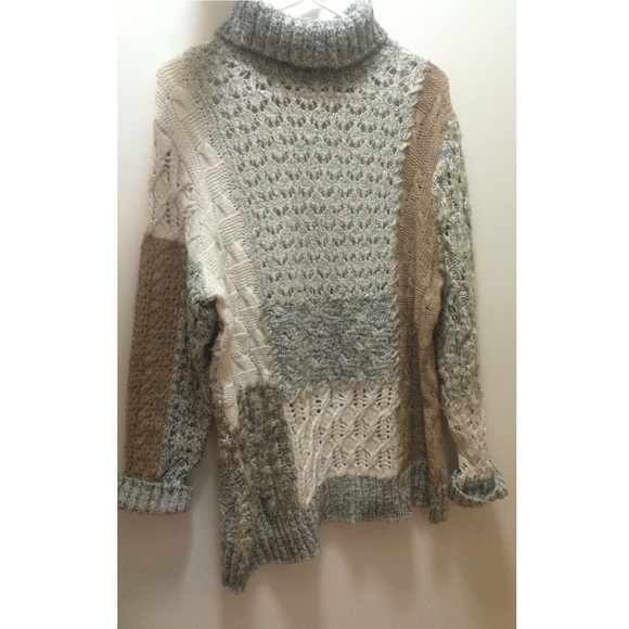 85% off Coldwater Creek Sweaters - Coldwater Creek big knit ...
