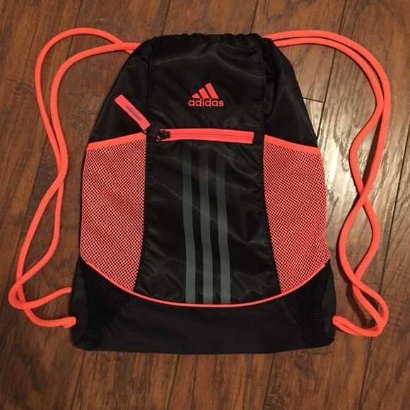 71d513e75716 Adidas Other - Adidas draw string bag!