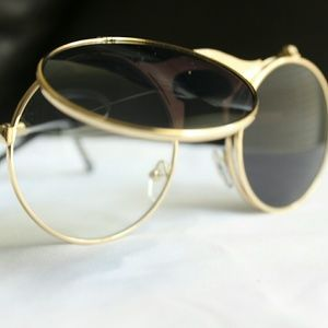 a7db138fdc0a Accessories - Retro Steam punk sunglasses