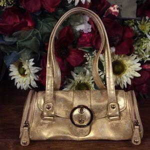 Kathy Van Zeeland Handbags - 💐KATHY VAN ZEELAND DISTRESSED BARREL BAG💐