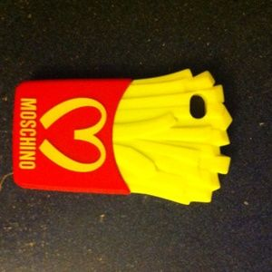 iPhone 4/4s Moschino Case