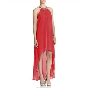 Chiffon Halter Gown (Laundry by Shelli Segal)