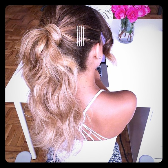 Luxy Hair Accessories Authentic Dirty Blonde 220g Extensions