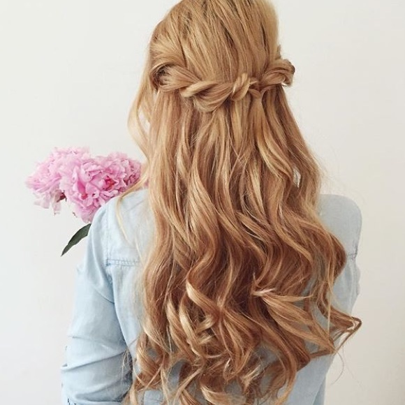 Luxy Hair Extensions Dirty Blonde Human Hair Extensions