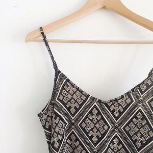 Forever 21 Tops - Tribal Pattern Tank