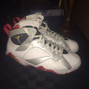 Air Jordan Retro 8 Tamaño 10 5 4 JHHP3