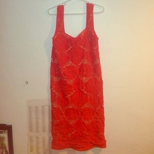 Free People Medallion Bodycon Dress