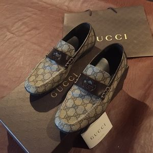 price of gucci shoes