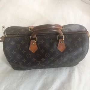 Vintage Louis Vuitton Speedy