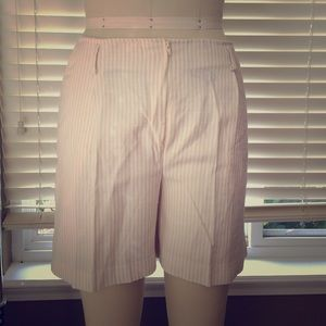 Pants - Vintage striped shorts