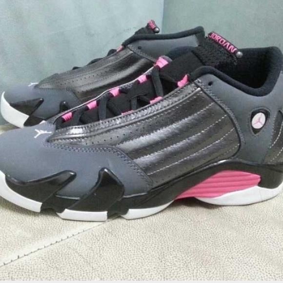 Jordan Shoes   Hyper Pink 14s   Poshmark