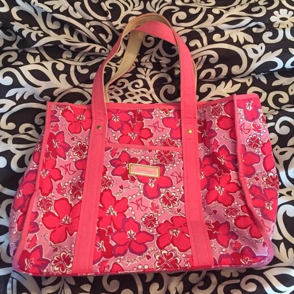 6807659765 Lilly Pulitzer Handbags - Lilly Pulitzer Sigma Kappa Bag