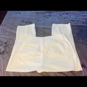 NYDJ 'tummy tuck' Capri pants 14