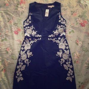 HP BEST IN DRESSES & SKIRTS floral black dress