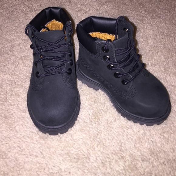 Timberland Shoes | Toddler Black