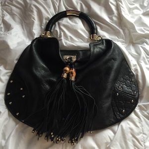 Gucci Indy Guccissima Large Hobo Bag