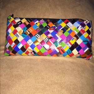 Handbags - No Longer Available*FREE* Candy Wrapper Zip Clutch