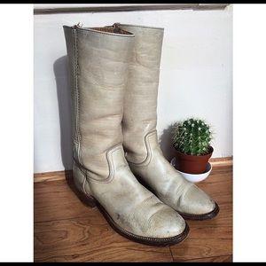 Women's vintage Frye boots