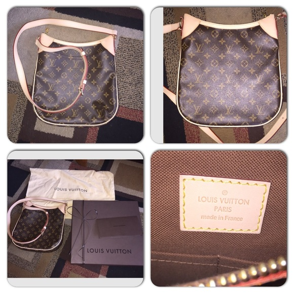 8656aa7e8154 Louis Vuitton Odeon PM
